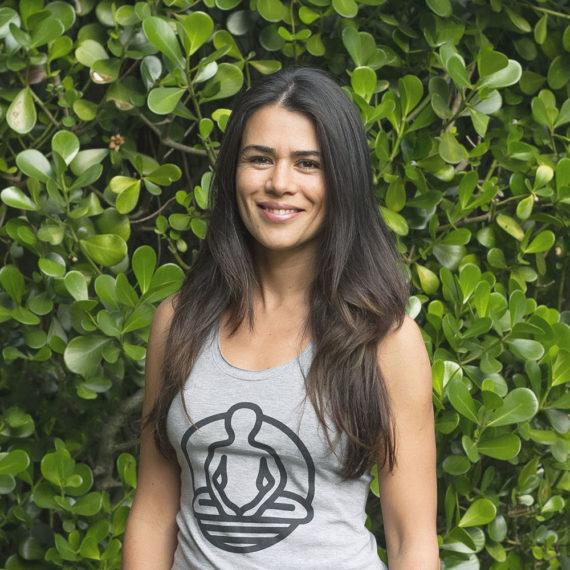 Professora Carol de Yoga em Florianópolis