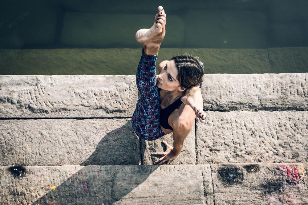 Especial de Yoga em Florianópolis com Dany Sá